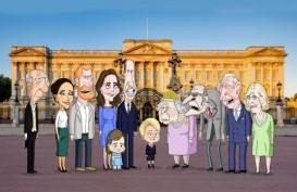 HBO Max Garap Serial Animasi Keluarga Kerajaan Inggris