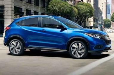 Pesaing Bermunculan, Honda Optimistis Jaga Pangsa Pasar SUV