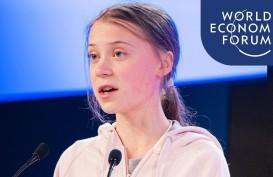 Pertemuan WEF 2020 di Davos Tampilkan Kaum Muda