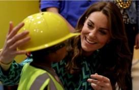 Kate Middleton Keliling Sejumlah Kota untuk Survei Anak