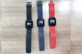 Advan Luncurkan Smartwatch StartGo S1, ini Kelebihannya