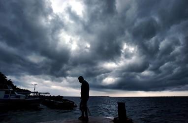 Cuaca Jakarta 23 Januari 2020, Hujan Siang dan Malam Hari