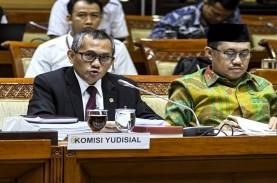 Gerindra Pastikan Tolak Loloskan Sartono Jadi Hakim…