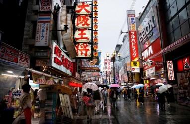 Gara-gara AS, Ekspor Jepang Terkontraksi 13 Bulan Berturut-turut
