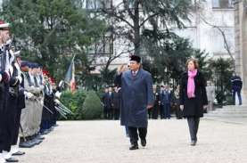 Menhan Prabowo Sering ke Luar Negeri, Presiden Jokowi…