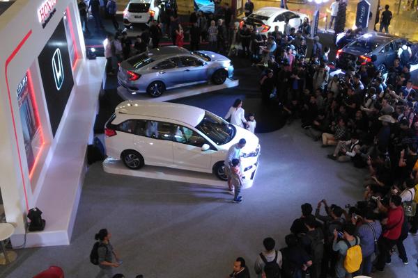 New Honda Mobilio. - MFM