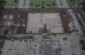 Ditanya Penebangan 190 Pohon di Monas, Anies hanya Lambaikan Tangan ke Wartawan