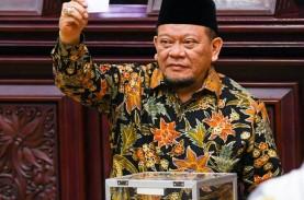 Bertemu 4 Mata dengan Jokowi, La Nyalla Sampaikan…