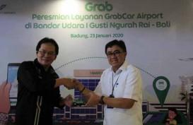 Grab Ramaikan Bandara I Gusti Ngurah Rai