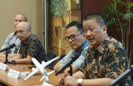 Hore, Dirut Garuda Irfan Setiaputra Janji Evaluasi Harga Tiket Pesawat