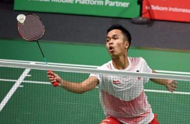 Juara di Indonesia Masters 2020, Peringkat Ginting Langsung Melejit
