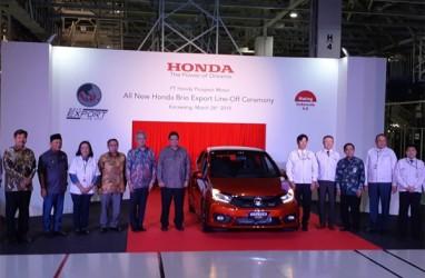 Brio Jadi Andalan Honda Pada 2020