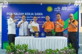 Tingkatkan Tanggap Bencana, MRT Jakarta Gandeng Basarnas