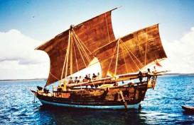 Ekspedisi Kapal Padewakang ke Australia Perkuat Potensi Maritim
