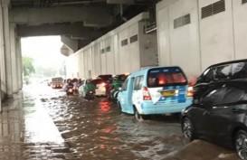 Jakarta Hujan, Pintu Air Pasar Ikan Siaga 2 dan Manggarai Siaga 3