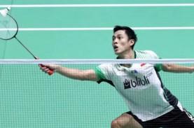 Hasil Thailand Masters, Shesar Hiren Kandas di Perempat…