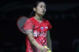 Hasil Thailand Masters, Gregoria Mariska Dihentikan…