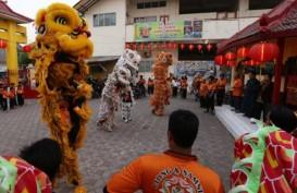 Perayaan Imlek di Tangerang Selatan Dijaga 390 Aparat Gabungan