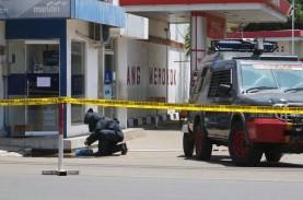 Polres Kota Pekalongan Melacak Peletak Bom di ATM
