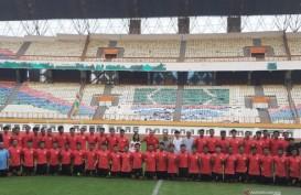 Timnas U-19 Indonesia Takluk 4-0 dari Seongnam FC
