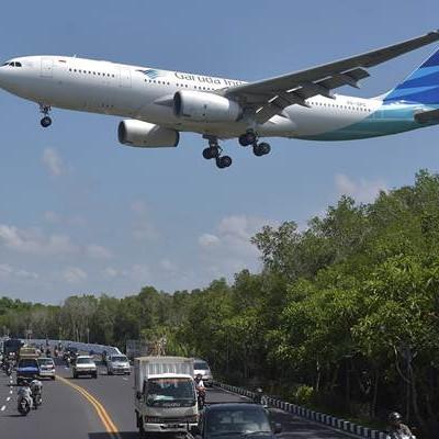 Ultah Ke 71 Garuda Indonesia Berikan Diskon Tiket 71 Persen Ekonomi Bisnis Com