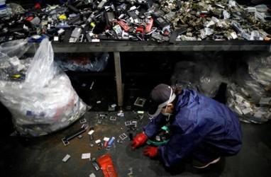 Grab Berminat Buka Pabrik Daur Ulang Ponsel di Indonesia