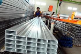 AS Naikkan Tarif Impor Baja dan Aluminium