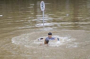 Anies: Banjir Underpass Kemayoran Kewenangan Setneg, Tapi Kami Tanggung Jawab