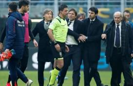 Inter Milan Seri Ketiga Beruntun, Makin Sulit Saingi Juventus