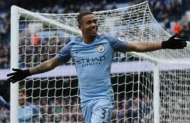Manchester City & United Pesta Gol, Lolos ke 16 Besar FA Cup