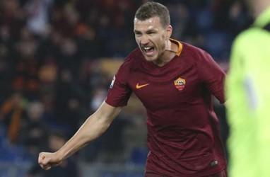 Hasil Liga Italia, Roma Paksa Lazio Bermain Imbang