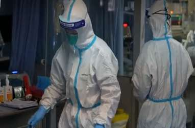 Akibat Virus Corona, Kunjungan Turis China ke Makau Anjlok 80 Persen
