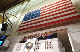 New York Rebut Status 'Pusat Keuangan No.1 Dunia' dari London