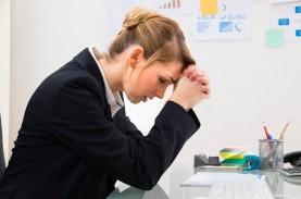 Inilah Ciri-ciri Tubuh Mengalami Burnout