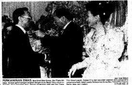 Historia Bisnis : Honor Eka Tjipta Widjaja di Pesta Emas