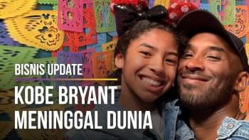 Kobe Bryant & Putrinya Meninggal dalam Kecelakaan Helikopter