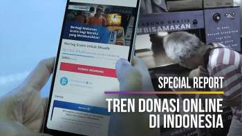 Twitter Do Your Magic & Sisi Lain Tren Donasi Online