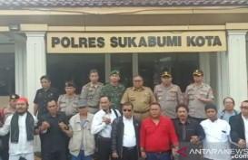 Dua Ormas Bertikai di Sukabumi Deklarasi Damai