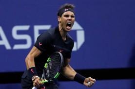 Hasil Tenis Australia Terbuka, Nadal Susah Payah Taklukkan…