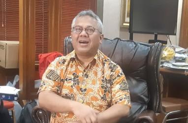 Suap Mantan Komisioner KPU : Hadir di KPK, Ketua KPU Arief Budiman Jalani Pemeriksaan