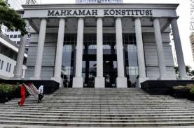 MK Selesaikan 262 Perkara Terkait Pemilu Sepanjang…