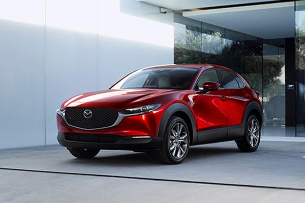Mazda CX-30.  - Mazda