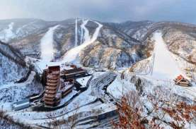 Lokasi Wisata Ski yang Tidak Biasa. Berani Mencoba?