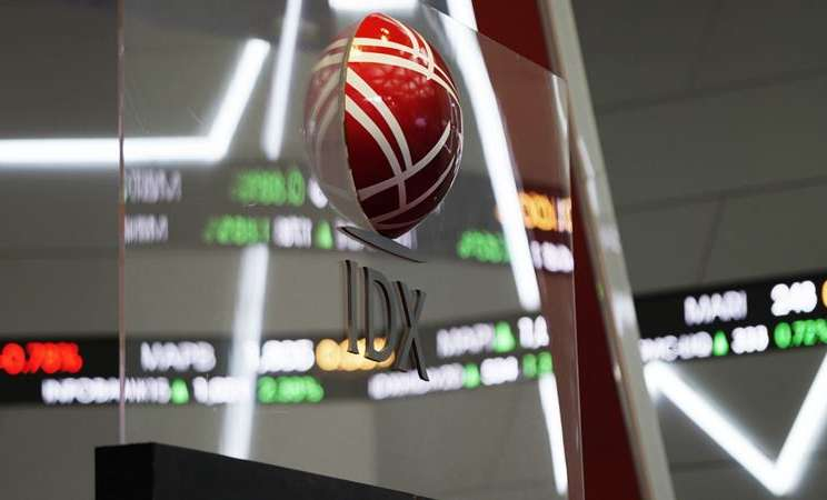 Bursa Efek Indonesia. - Bloomberg / Dimas Ardian