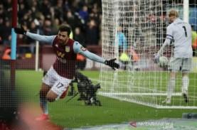 Villa Lolos Secara Dramatis ke Final Piala Liga Inggris