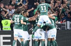Saint-Etienne Sungkurkan Monaco di Piala Prancis