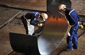 Utilitas Pabrik Baja Lapis Lokal Membaik
