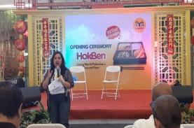 HokBen Buka Toko Pertama di Pekanbaru