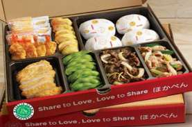 HokBen di Pekanbaru Fokus Pelanggan Makan di Tempat