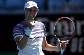 Nadal Terhenti di Australia Terbuka, Thiem vs Zverev…